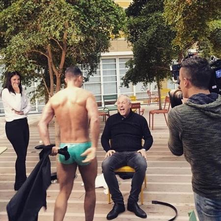 Gordon krijgt een stripact bij RTL boulevard
