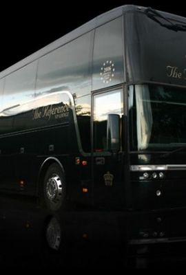Vip bus arrangement