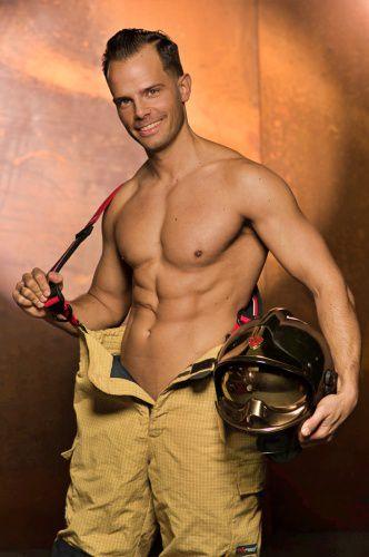 Stripper Brandweer