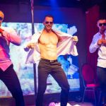 Sugar Boys: groep mannelijke strippers zoals de Chippendales!