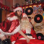 Kerst striptease in Delft
