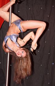 Paal danseressen