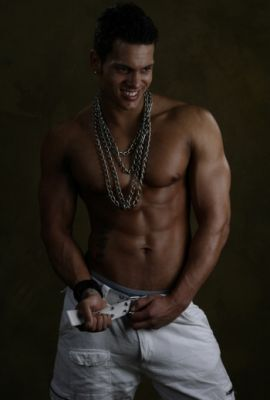 Stripper Gabriel