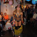 Stripteaseshow in Deurne