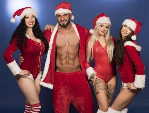Kerst entertainment