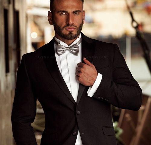 Stripper Helios als gentleman