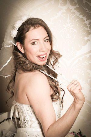 Striptease bruidsmeisje