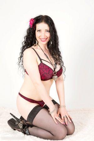 Vrouwelijke stripper in Zaandam